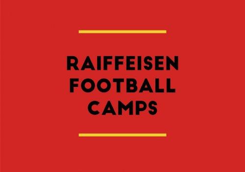Raiffeisen Football Camps